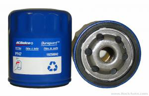 ACDelco Oliefilter PF47