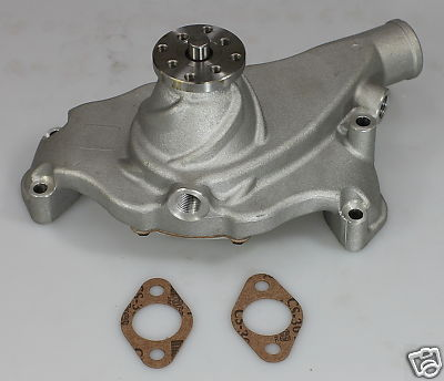Chevrolet 454 korte waterpomp aluminium